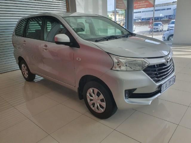 2019 Toyota Avanza 1.5 SX Auto for sale - 1687-13F4U46657