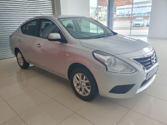 2020 Nissan Almera 1.5 Acenta Auto for sale - 1687-13F4U69521