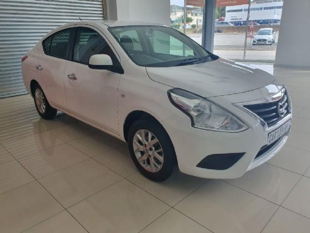 2020 Nissan Almera 1.5 Acenta Auto for sale - 1687-13F4U69922