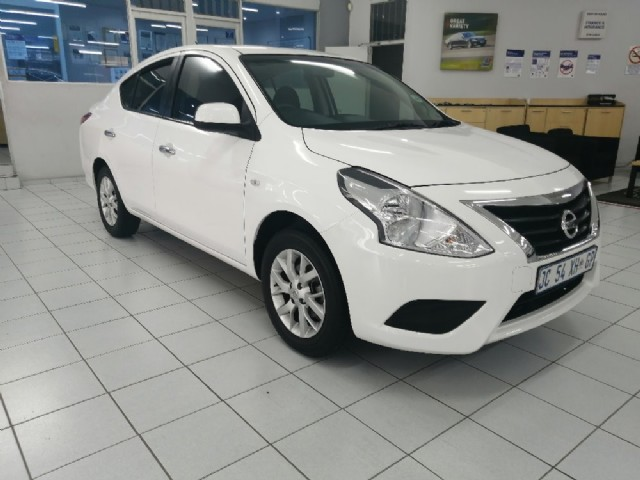 2019 Nissan Almera 1.5 Acenta Auto for sale - 1688-13I1U66388