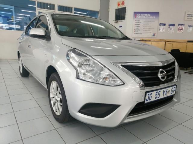 2019 Nissan Almera 1.5 Acenta Auto for sale - 1688-13I1U66391