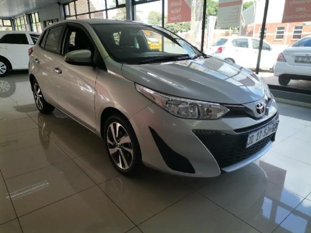 2019 Toyota Yaris 1.5 XS 5 Door for sale - 1688-13I1U67562