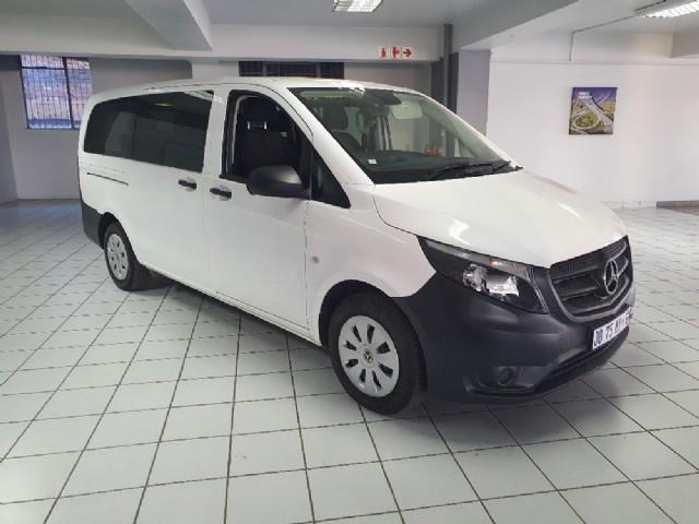 2019 Mercedes-Benz Vito 116 2.2 CDI Tourer Pro Auto for sale - 1689-13O1U00205
