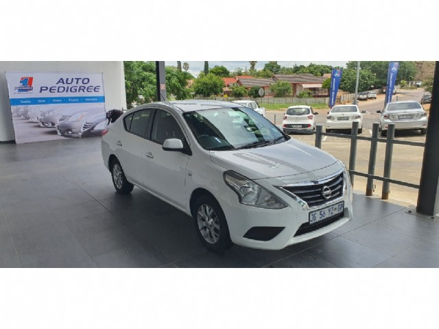 2019 Nissan Almera 1.5 Acenta Auto for sale - 1689-13O1U66655