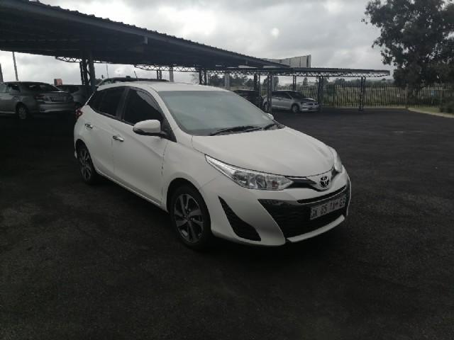 2020 Toyota Yaris 1.5 XS 5 Door for sale - 1689-13O1U69546