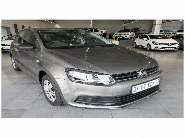 2021 Volkswagen Polo Vivo 1.4 Trendline 5 Door for sale - 1690-13N1U09074