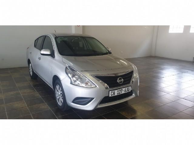 2019 Nissan Almera 1.5 Acenta Auto for sale - 1691-13F1U64806