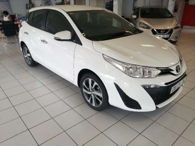 2019 Toyota Yaris 1.5 XS 5 Door for sale - 1691-13F1U67437