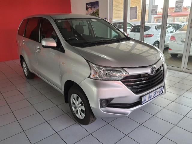 2019 Toyota Avanza 1.5 SX Auto for sale - 1692-13N2U11516