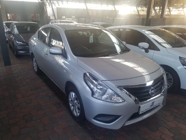 2019 Nissan Almera 1.5 Acenta Auto for sale - 1692-13N2U67175