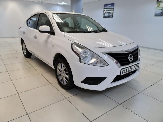 2020 Nissan Almera 1.5 Acenta Auto for sale - 1694-13K4U70330