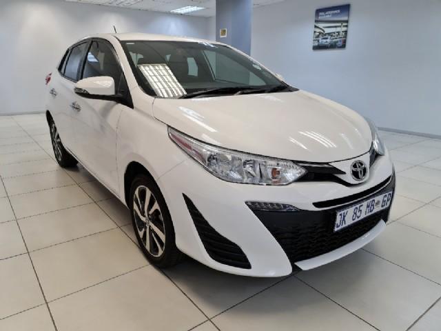 2020 Toyota Yaris 1.5 XS 5 Door for sale - 1694-13K4U92927