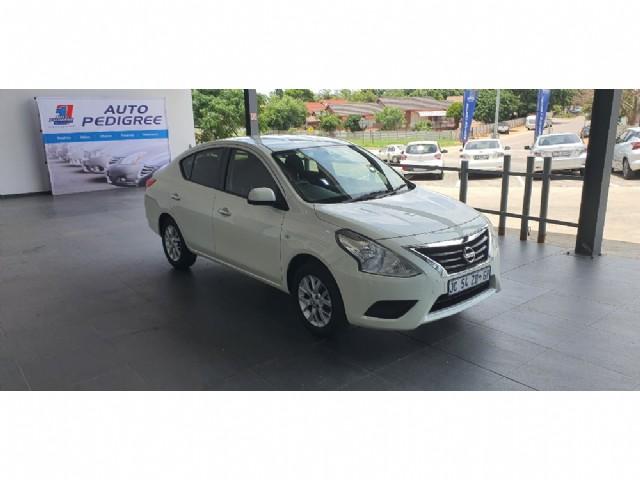 2019 Nissan Almera 1.5 Acenta Auto for sale - 1695-13X2U04777