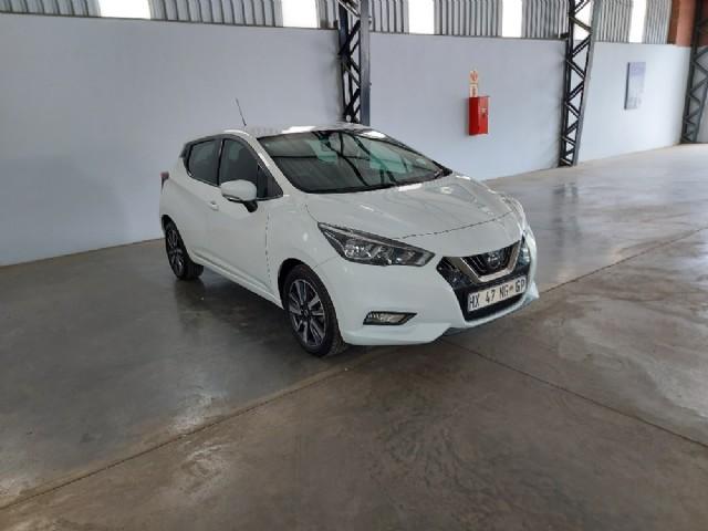 2019 Nissan Micra 900T Acenta for sale - 1695-13X2U47001