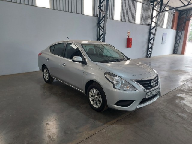 2020 Nissan Almera 1.5 Acenta Auto for sale - 1695-13X2U68999