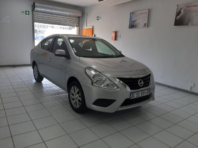 2019 Nissan Almera 1.5 Acenta Auto for sale - 1696-13M3U66381