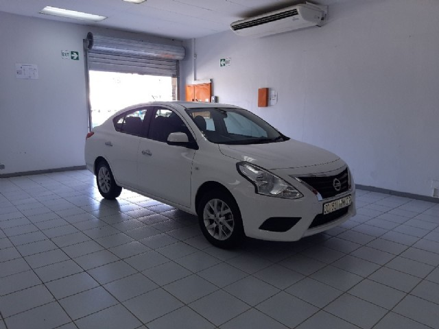 2019 Nissan Almera 1.5 Acenta Auto for sale - 1696-13M3U66918