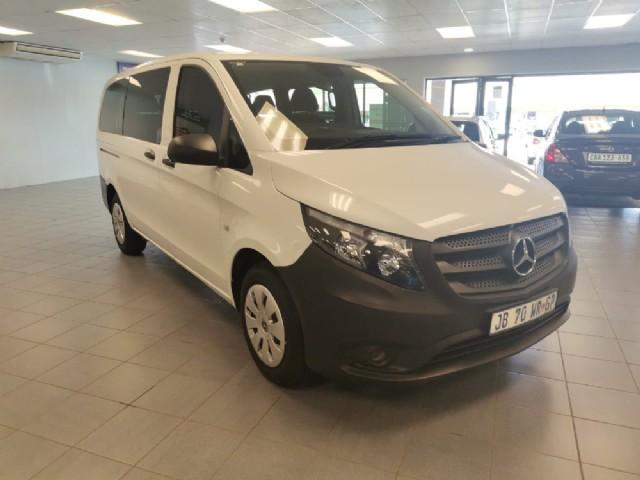 2019 Mercedes-Benz Vito 116 2.2 CDI Tourer Pro Auto for sale - 1697-13H1U38081