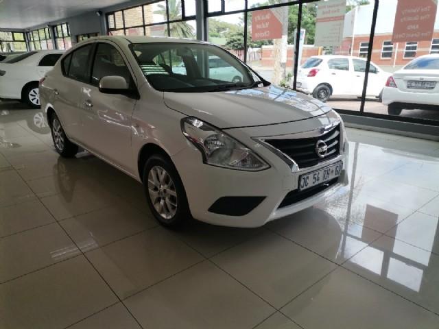 2019 Nissan Almera 1.5 Acenta Auto for sale - 1697-13H1U66652