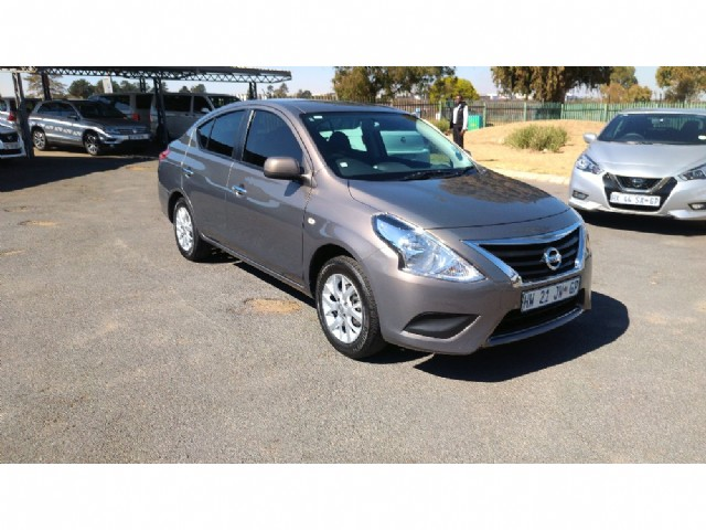 2019 Nissan Almera 1.5 Acenta Auto for sale - 1698-13X4U04365