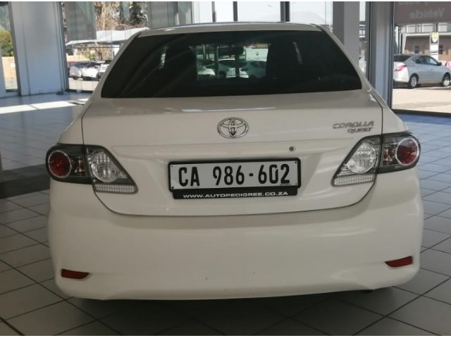 Used Toyota Corolla 2018 for sale