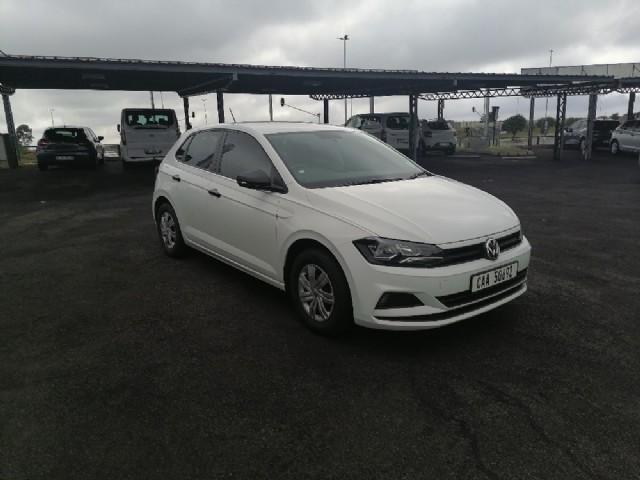 2019 Volkswagen Polo 1.0 TSI Trendline for sale - 1698-13X4U70072