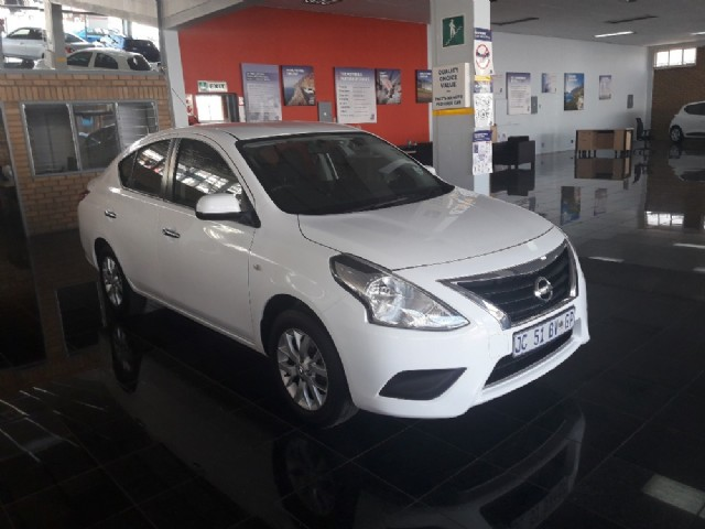 2019 Nissan Almera 1.5 Acenta Auto for sale - 1699-13I2U67047