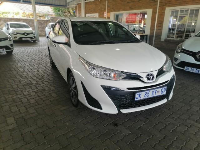 2020 Toyota Yaris 1.5 XS 5 Door for sale - 1700-13J3U03278