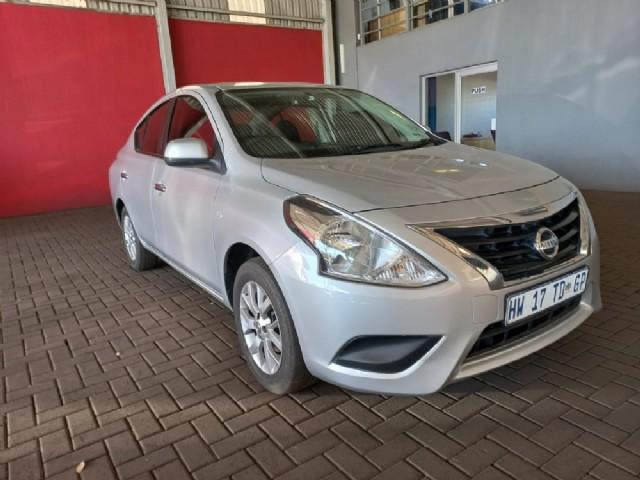 2019 Nissan Almera 1.5 Acenta Auto for sale - 1701-1323U16463