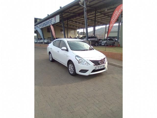 2019 Nissan Almera 1.5 Acenta Auto for sale - 1702-1343U67057