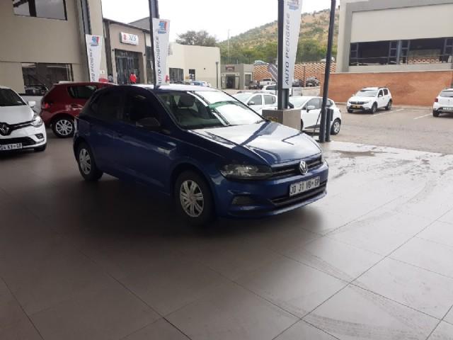 2019 Volkswagen Polo 1.0 TSI Trendline for sale - 1704-13L3U70116