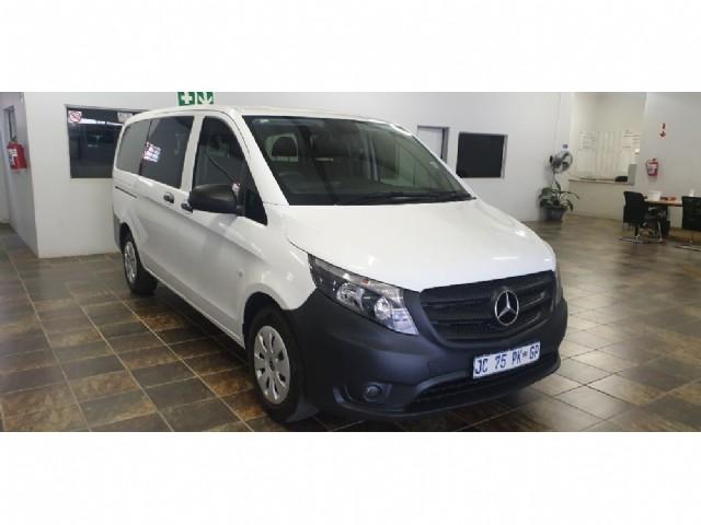 2019 Mercedes-Benz Vito 116 2.2 CDI Tourer Pro Auto for sale - 1705-13F3U05405