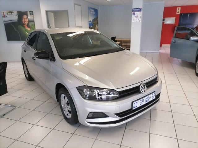 2019 Volkswagen Polo 1.0 TSI Trendline for sale - 1705-13F3U69314