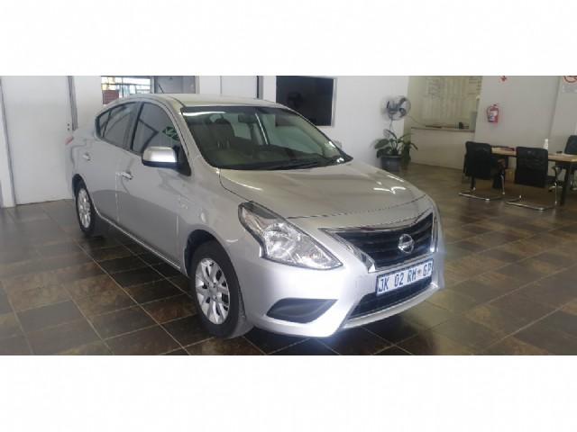 2020 Nissan Almera 1.5 Acenta Auto for sale - 1705-13F3U69547