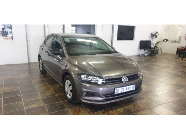 2019 Volkswagen Polo 1.0 TSI Trendline for sale - 1705-13F3U70154