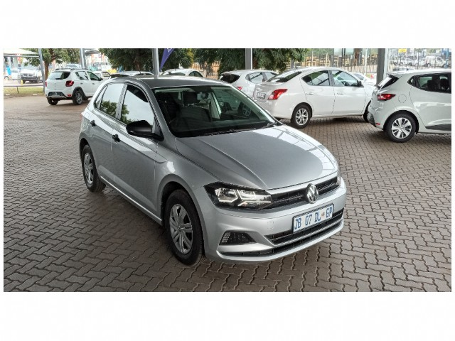 2019 Volkswagen Polo 1.0 TSI Trendline for sale - 1710-1341U70419