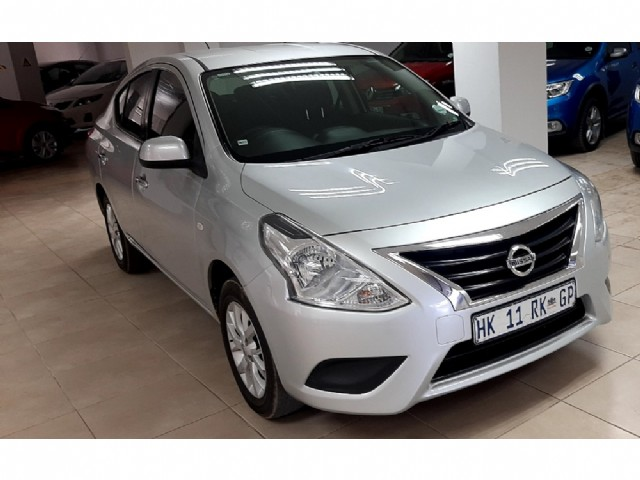 2018 Nissan Almera 1.5 Acenta Auto for sale - 1711-13S2U65981