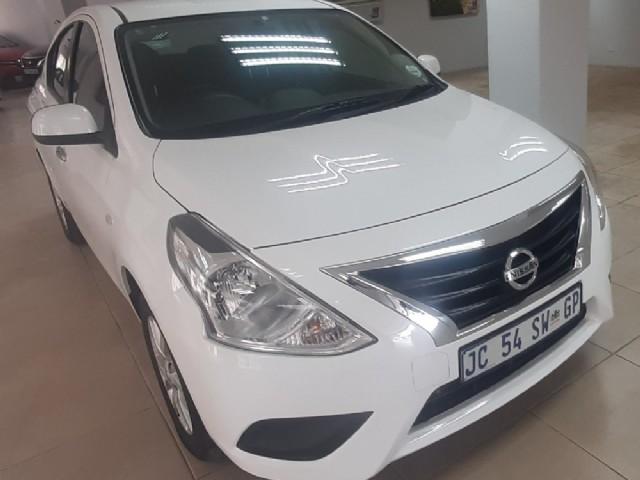 2019 Nissan Almera 1.5 Acenta Auto for sale - 1711-13S2U67054