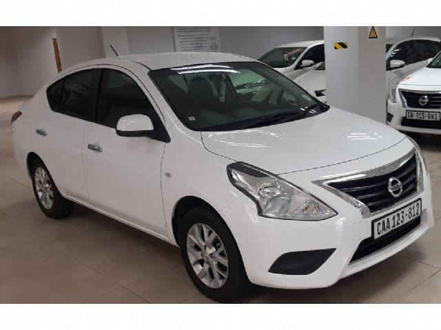2020 Nissan Almera 1.5 Acenta Auto for sale - 1711-13S2U69345