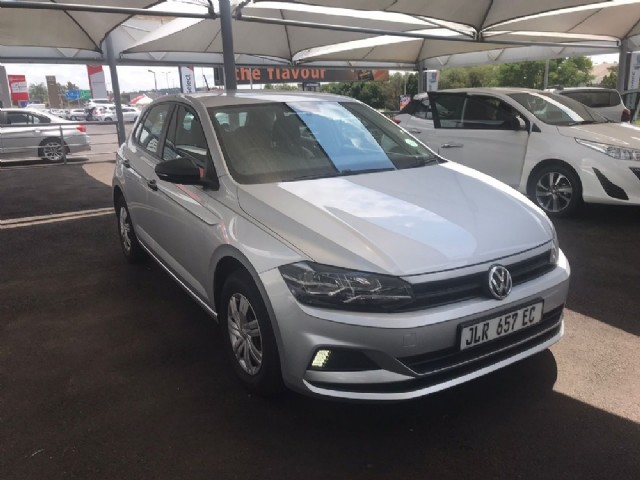 2019 Volkswagen Polo 1.0 TSI Trendline for sale - 1712-1384U00250
