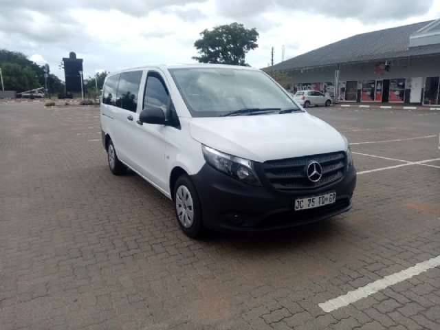 2019 Mercedes-Benz Vito 116 2.2 CDI Tourer Pro Auto for sale - 1712-1384U41213