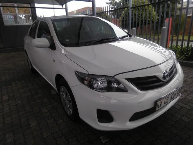 2019 Toyota Corolla Quest 1.6 Auto for sale - 1712-1384U64874