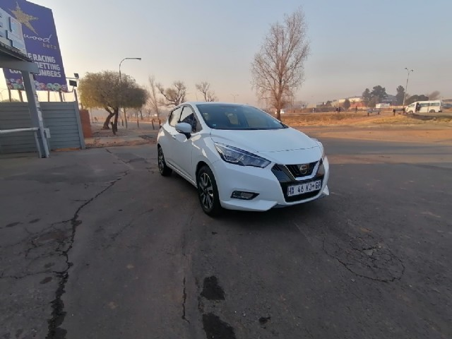 2019 Nissan Micra 900T Acenta for sale - 1713-1354U04847