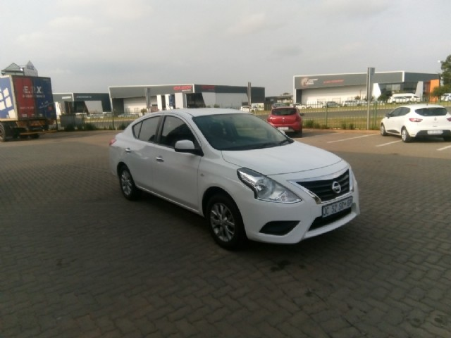 2019 Nissan Almera 1.5 Acenta Auto for sale - 1713-1354U67055