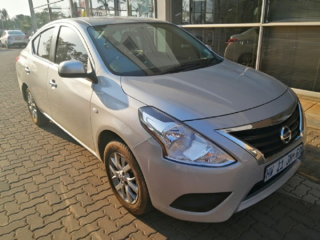 2019 Nissan Almera 1.5 Acenta Auto for sale - 1713-1354U67509