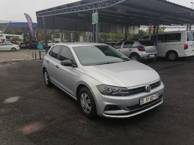2019 Volkswagen Polo 1.0 TSI Trendline for sale - 1713-1354U70117