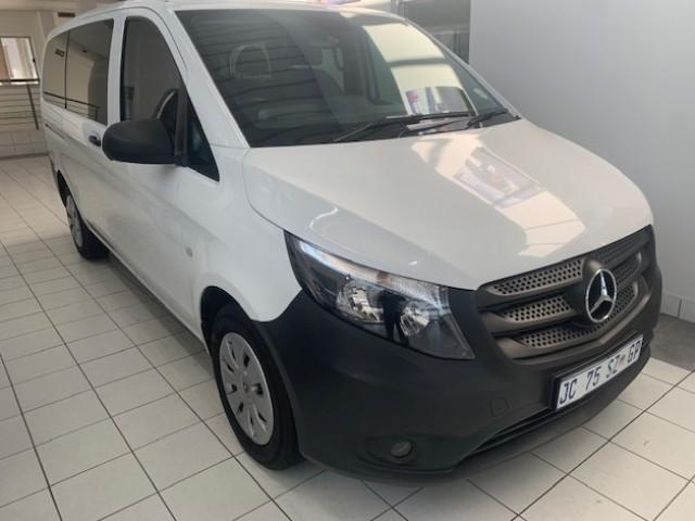 2019 Mercedes-Benz Vito 116 2.2 CDI Tourer Pro Auto for sale - 1715-1344U01211