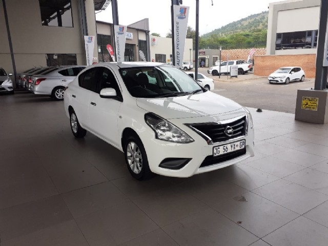 2019 Nissan Almera 1.5 Acenta Auto for sale - 1717-1352U69064
