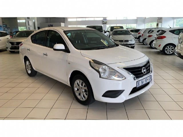 2019 Nissan Almera 1.5 Acenta Auto for sale - 1718-1353U68674