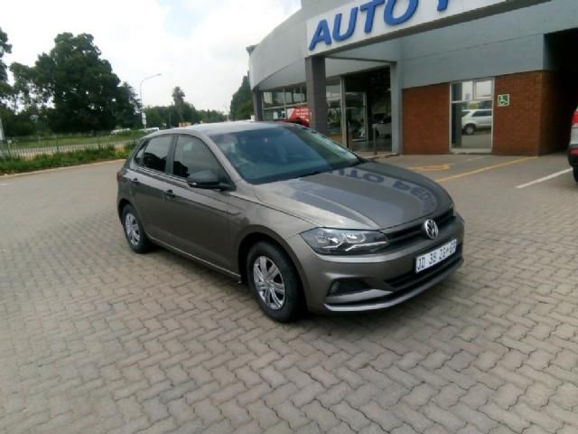 2019 Volkswagen Polo 1.0 TSI Trendline for sale - 1718-1353U70030